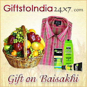 Gift your loved ones in India on Baisakhi