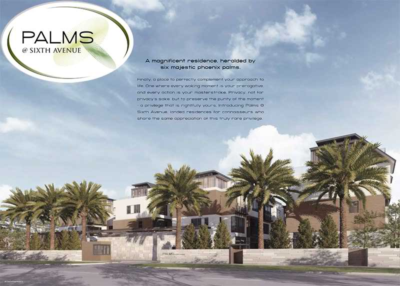 Palms @ Sixth Avenue by MCL Land Pte Ltd
