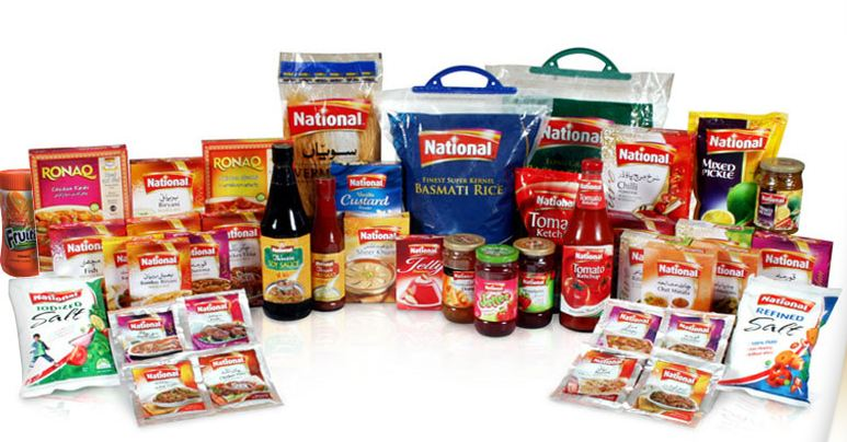 National foods' initiatives were to make food that is hygienic, good for health and tasty.