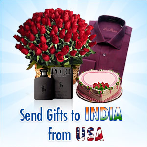 Send gifts to India from USA