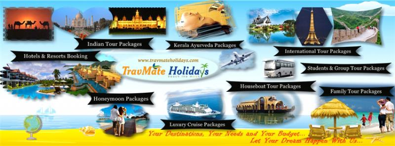 Cheap Indian International Tour Packages