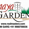 3BHK FLAT IN MAYA GARDEN PHASE 1 VIP ROAD ,ZIRAKPUR BY real masterz